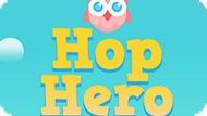 Игра Прыгающий Герой / Hop Hero