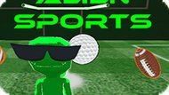 Игра Спорт Инопланетян / Alien Sports