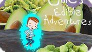 Игра Съедобные Приключения Олли / Ollie'S Edible Adventures