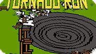 Игра Побег От Торнадо / Tornado Run