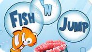 Игра Рыбный Прыжок / Fish 'N Jump