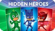 Игра Герои В Масках: Скрытые Герои / Pj Masks: Hidden Heroes