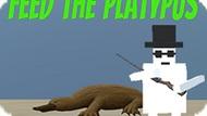 Игра Накормите Утконоса / Feed The Platypus