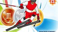 Игра Зимние Виды Спорта: Герой Слалома / Winter Sports: Slalom Hero