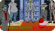Игра Зомби Общество Мертвый Детектив: Крысы В Норе / Zombie Society Dead Detective Rats In A Hole