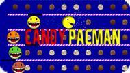 Игра Конфетный Пакман / Candy Pacman