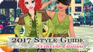 Игра Руководство По Стилю 2017 Издание Для Принцесс Милитари / 2017 Style Guide Princess Edition Military