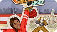 Игра Герой Настольного Хоккея / Table Hockey Hero