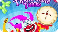 Игра Трюки На Батуте / Trampoline Tricks
