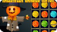 Игра Конфеты Хэллоуина: Матч / Halloween Candies Matching