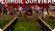 Игра Выживание Зомби / Zombie Survival