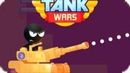 Игра Стикмен: Танковые Войны / Stick Tank Wars