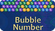 Игра Номер Пузыря / Bubble Number