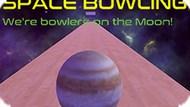 Игра Космический Боулинг: Мы Боулеры На Луне! / Space Bowling: We're Bowlers On The Moon!