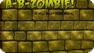 Игра А-Б-Зомби! Он Будет Взрывать Ваш Мозг! / A-B-Zombie! It Will Blow Your Brain!