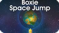 Игра Космический Прыжок Бокса / Boxie Space Jump