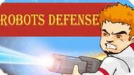 Игра Защита От Роботов / Robots Defense