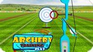Игра Обучение Стрельбе Из Лука / Archery Training