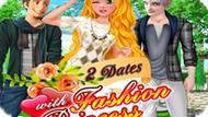 Игра Два Свидания С Модной Принцессой / 2 Dates With Fashion Princess