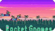 Игра Гномы На Ракете / Rocket Gnomes