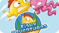 Игра Подозрительные Приключения / Fishy Adventures