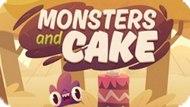 Игра Монстры И Пирог / Monsters And Cake