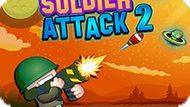 Игра Атака Солдата 2 / Soldier Attack 2