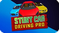 Игра Каскадер: Профессиональное Вождение / Stunt Car Driving Pro