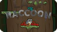 Игра Ленивый Енот / The Lazy Raccoon