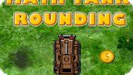 Игра Математический Танк: Округление / Math Tank Rounding