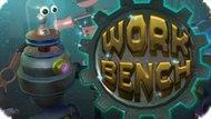 Игра Андроиды: Рабочее Место / Annedroids Work Bench