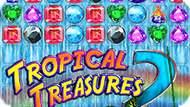 Игра Тропические Сокровища 2 Делюкс / Tropical Treasures 2 Deluxe