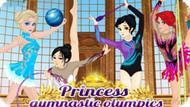 Игра Принцессы Гимнастки: Олимпийские Игры / Princess Gymnastic Olympics
