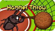 Игра Олимпийские Игры Для Животных: Метание Молота / Animal Olympics Hammer Throw