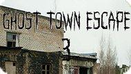 Игра Побег Из Призрачного Города 3 / Ghost Town Escape 3