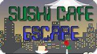 Игра Побег Из Суши-Кафе / Sushi Cafe Escape