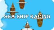 Игра Гонка Парусных Судов / Sea Ship Racing