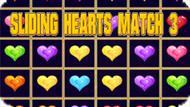 Игра Раздвижные Сердца Матч 3 / Sliding Hearts Match 3