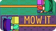 Игра Косите Его: Газонная Загадка / Mow It Lawn Puzzle