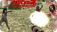 Игра Замаскированная Сила 3: Выживание Зомби / Masked Forces 3: Zombie Survival