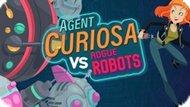 Игра Агент Цириоза: Роботы Жулики / Agent Curiosa Rogue Robots