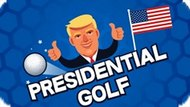 Игра Президентский Гольф / Presidential Golf