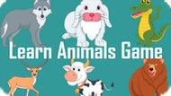 Игра Учиться Игре С Животными / Learn Animals Game