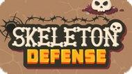 Игра Защита От Скелета / Skeleton Defense