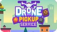 Игра Дрон Обслуживает Погрузку / Drone Pickup Service