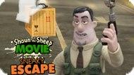 Игра Барашек Шон: Подлое Спасение / Shaun The Sheep: Sneaky Escape