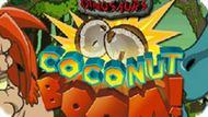 Игра Пещерный Человек Против Динозавров: Кокосовый Бум! / Gavemen Vs Dinosaurs Coconut Boom!