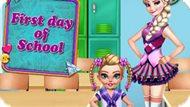 Игра Первый Школьный День / First Day Of School