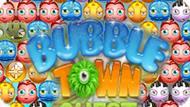 Игра Квест В Городе Пузырей / Bubble Town Quest
