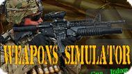 Игра Симулятор Оружия / Weapons Simulator Submachine Gun — Indoor